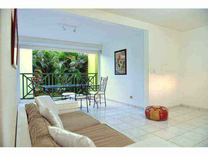 Location Appartement Guadeloupe - LOCATION TRES BEAU T2 MEUBLE A BAIE MAHAULT EN GUADELOUPE