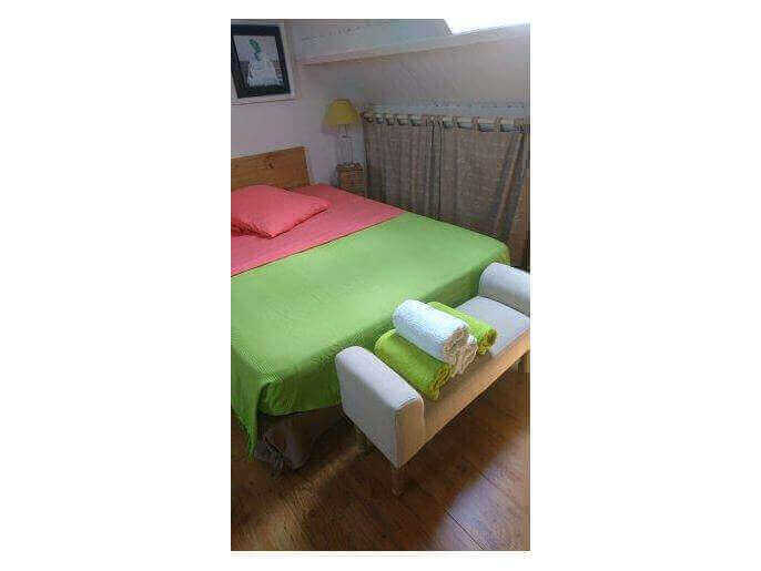 Location Appartement Guadeloupe - chambre double