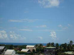 location maison Guadeloupe - vue mer