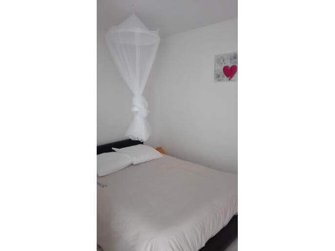 Location Appartement Guadeloupe - Chambre lit 160