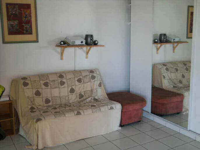 Location Appartement Guadeloupe - Appartement 5 couchages Le Gosier