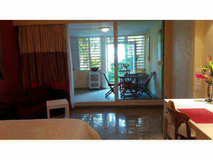 Location Appartement Guadeloupe - Appartement 3 couchages Le Gosier