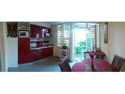location maison Guadeloupe - Appartement 3 couchages Le Gosier