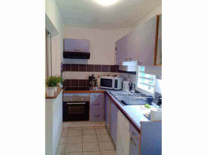 Location Appartement Guadeloupe - Appartement 6 couchages Le Gosier