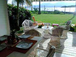 location maison Guadeloupe - Appartement 2 couchages Le Gosier