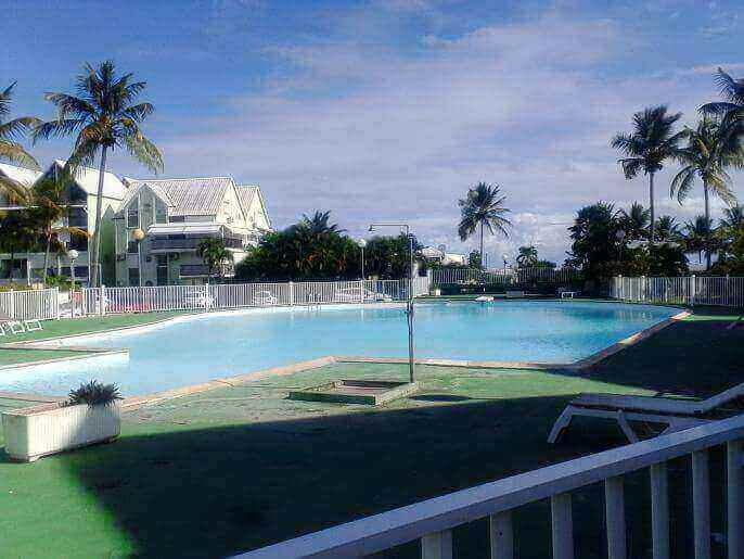 Location Appartement Guadeloupe - Appartement 2 couchages Le Gosier