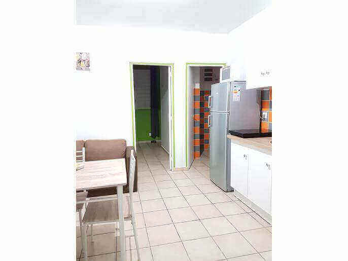 Location Appartement Guadeloupe - Appartement 3 couchages Port Louis