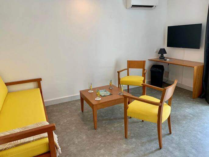 Location Appartement Guadeloupe - Appartement 4 couchages Saint François