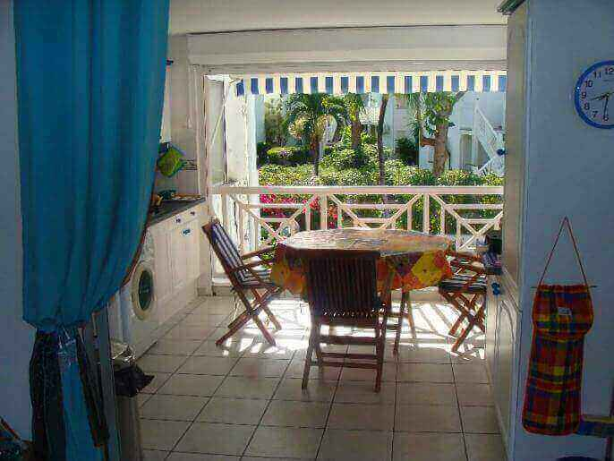 Location Appartement Guadeloupe - location appartement guadeloupe 3 couchages saint francois