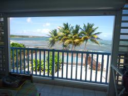 Location Appartement 4 couchages Sainte Anne Guadeloupe