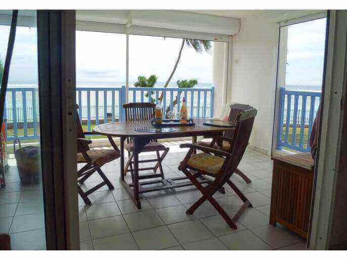 Location Appartement Guadeloupe - Appartement 4 couchages Sainte Anne