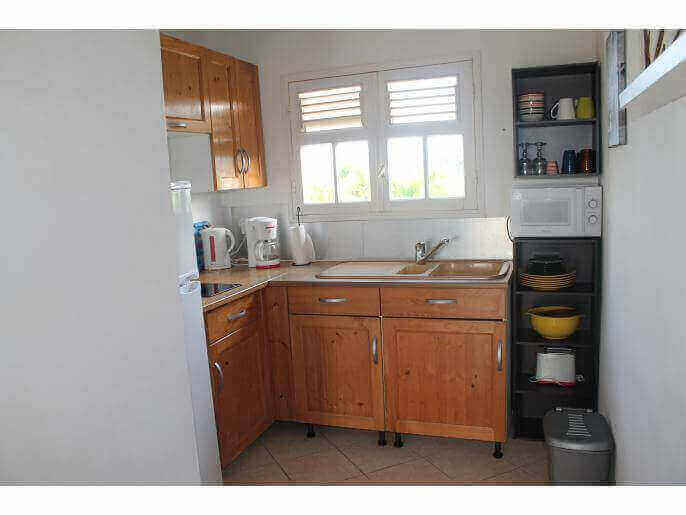 Location Appartement Guadeloupe - Appartement 4 couchages Sainte Rose