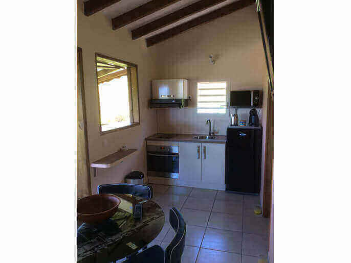 Location Bungalow Guadeloupe - Bungalow 2 couchages Le Gosier