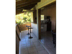 location maison Guadeloupe - Bungalow 2 couchages Le Gosier