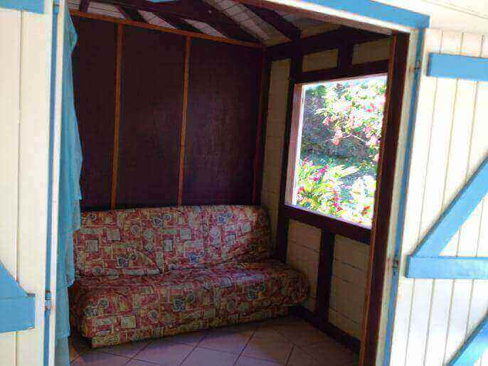 Location Bungalow Guadeloupe - CLIC CLAC