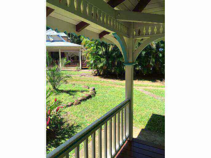 Location Bungalow Guadeloupe - DISTANCE MAISON