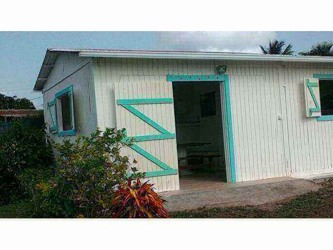 Location Bungalow Guadeloupe - Bungalow 3 couchages Le Moule
