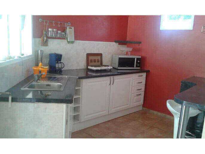 Location Bungalow Guadeloupe - Bungalow 2 couchages Les Abymes