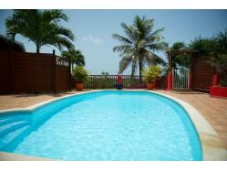 Location Bungalow 6 couchages Sainte Anne Guadeloupe
