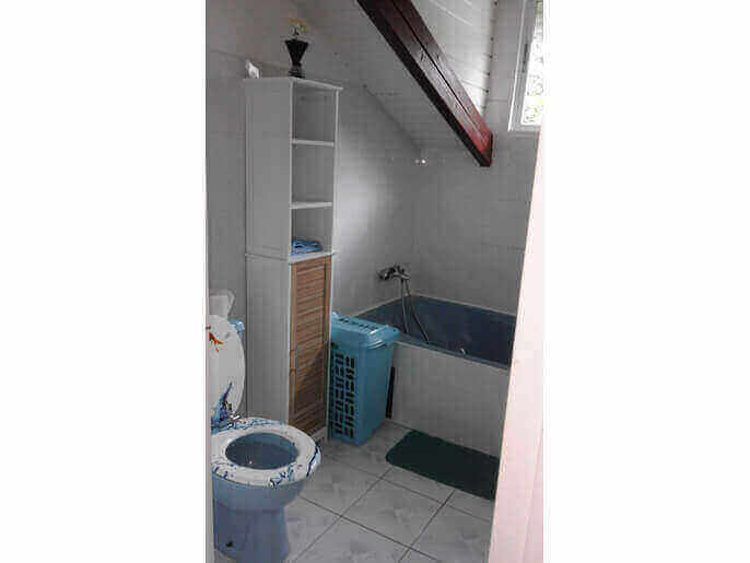 Location Maison/Appartement Guadeloupe - Maison/Appartement 5 couchages Lamentin