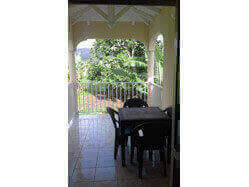 location maison Guadeloupe - Maison/Appartement 5 couchages Lamentin