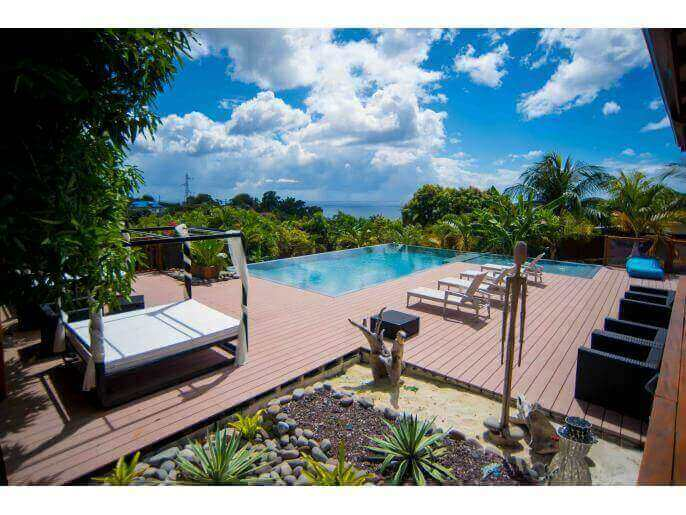 Location Maison/Appartement Guadeloupe - Villa LAGALANTE