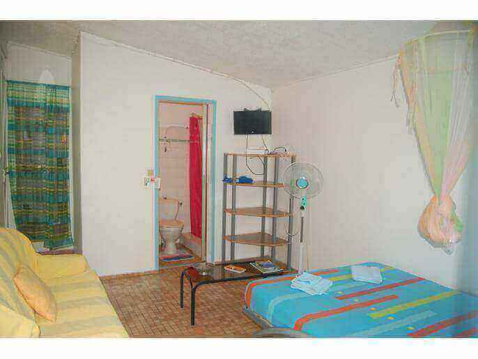 Location Maison/Appartement Guadeloupe - chambre