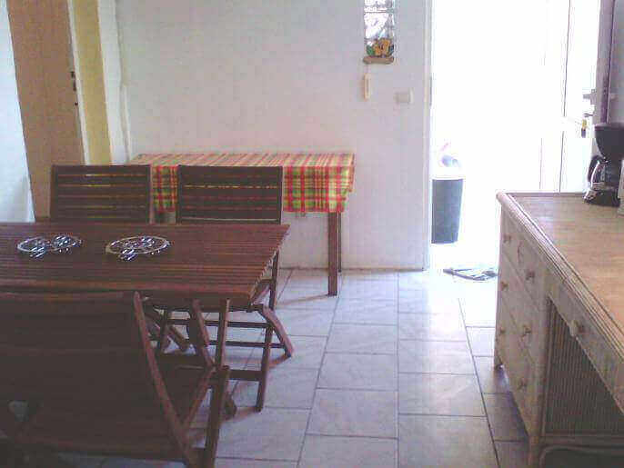 Location Maison Guadeloupe - Maison 4 couchages Port Louis