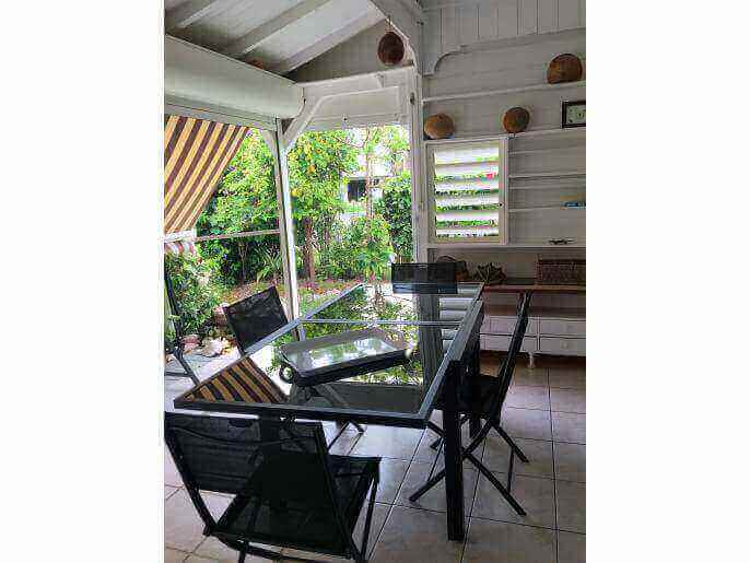 Location Maison Guadeloupe - Carbet