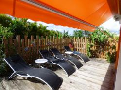 Location TERRASSE KAZ TOULOULOU Guadeloupe