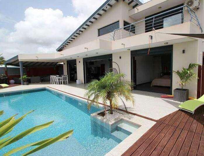 Location Maison Guadeloupe Sainte Rose 133